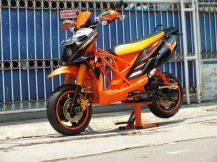 modif-yamaha-x-ride-rangka-orange-768x576