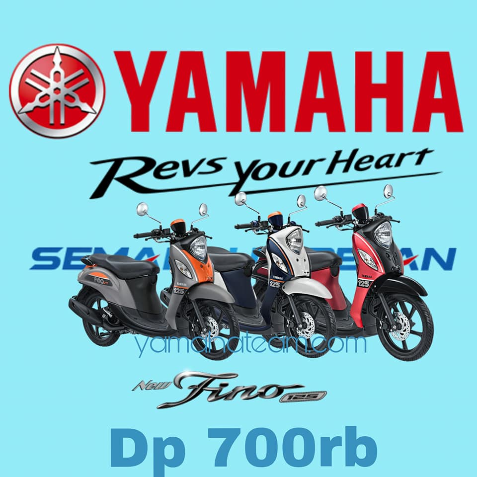 Promo Kredit Motor Yamaha fino125
