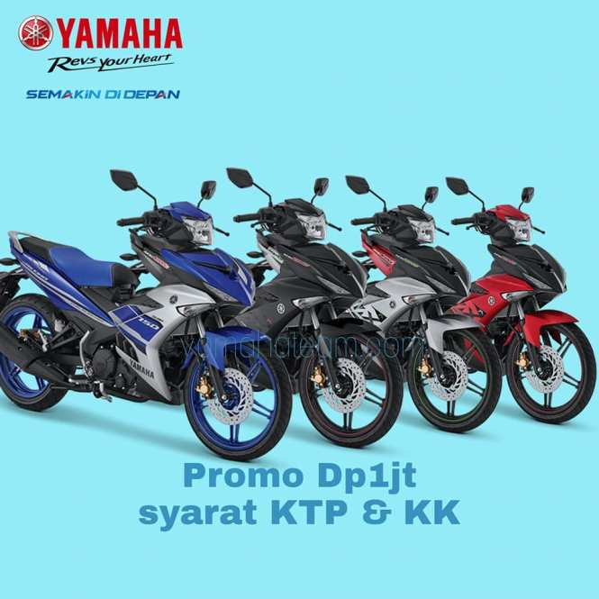 Promo Kredit Motor Yamaha mx king