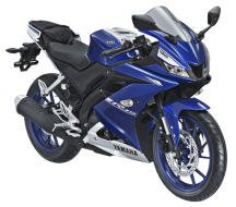 Kredit Motor Yamaha All New R15 Biru