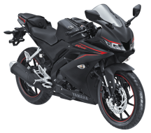 Kredit Motor Yamaha All New R15 Hitam