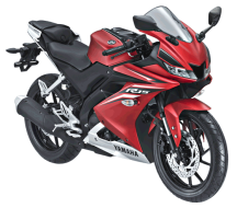 Kredit Motor Yamaha All New R15 Merah